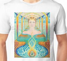 The Temple Unisex T-Shirt