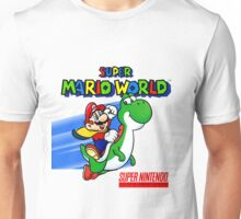 Super Mario World SNES Unisex T-Shirt