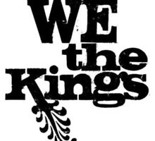 We The Kings Logo by liveitacoustic