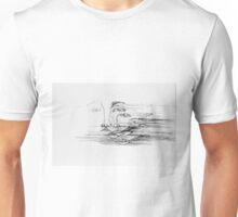 Glitched Unisex T-Shirt