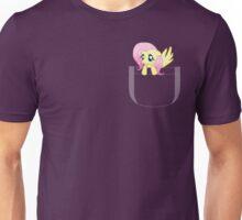 Pocket Fluttershy Unisex T-Shirt