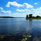 River Volga by karina5