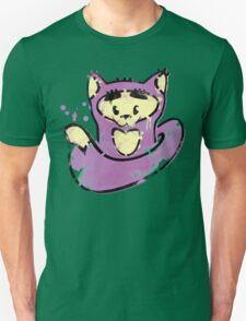 Stencil Fox Unisex T-Shirt