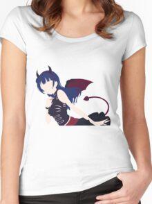 Yohane the Fallen Angel 2 Women's Fitted Scoop T-Shirt