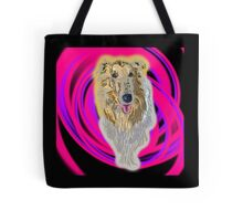 Heaven the Standard Collie Tote Bag
