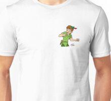 Peter Pan drawing Unisex T-Shirt
