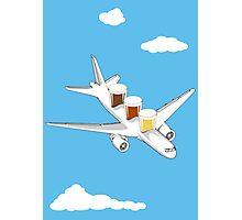 Beer Flight Photographic Print