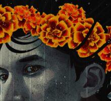 -Marigolds- Sticker