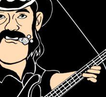 Lemmy Rocks Sticker
