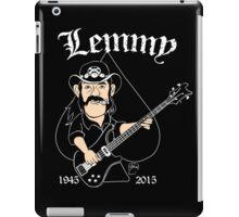 Lemmy Rocks iPad Case/Skin