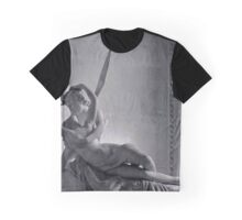 Psyche Revived by Cupid's Kiss Graphic T-Shirt