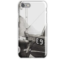 Those boats which lay upon the land. iPhone Case/Skin