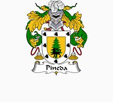 Pineda Coat of Arms/ Pineda Family Crest Unisex T-Shirt