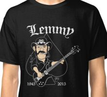 Lemmy Rocks Classic T-Shirt