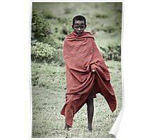 Masai #4 Poster