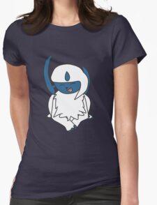 Happy Absol! Womens Fitted T-Shirt