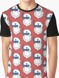 Happy Absol! Graphic T-Shirt