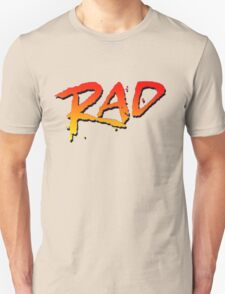RAD BMX MOVIE 1986 T-Shirt