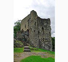 The Keep, Peveril Castle Unisex T-Shirt