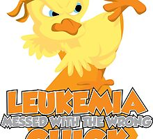 Leukemia Messed With The Wrong Chick by AngelGirl21030