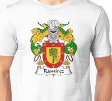 Ramirez Coat of Arms / Ramirez Family Crest Unisex T-Shirt