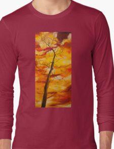 Twisted Tree Long Sleeve T-Shirt