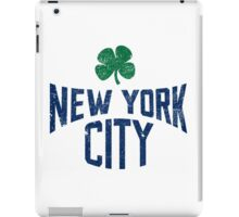 New York City Irish iPad Case/Skin