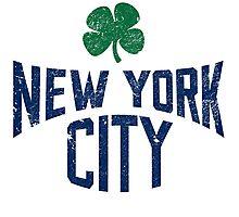 New York City Irish Photographic Print