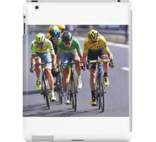 Tour de France 2016-stage 11 iPad Case/Skin
