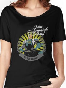 Be A Hero! Women's Relaxed Fit T-Shirt