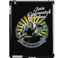 Be A Hero! iPad Case/Skin