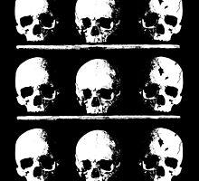 Crypt Skulls by Bela-Manson