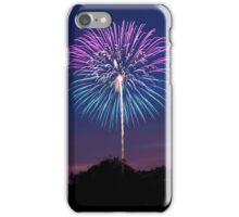 Single Firework iPhone Case/Skin