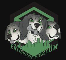 Enlightened of Boston Kids Tee