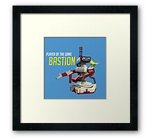 Robotic Operating Bastion  - ROB Framed Print