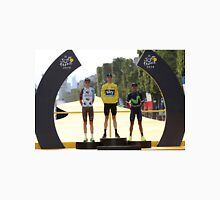 Tour de France 2016-podium Unisex T-Shirt