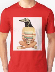 Crow head Unisex T-Shirt