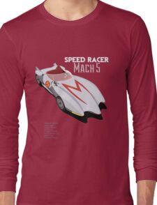 Mach 5 Long Sleeve T-Shirt