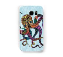 Electric Octopus Samsung Galaxy Case/Skin