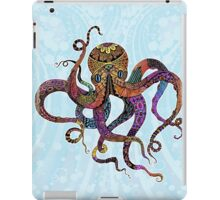 Electric Octopus iPad Case/Skin