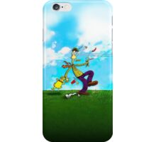 Did You Ever Have One of Those Days . . . iPhone Case/Skin