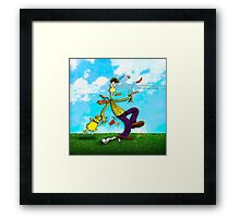 Did You Ever Have One of Those Days . . . Framed Print
