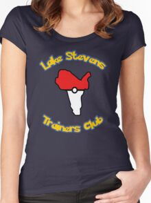 Lake Stevens Trainers Club Women's Fitted Scoop T-Shirt
