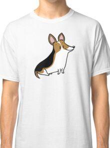 Corgi - Black Classic T-Shirt