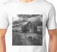 Target Practice - BW Unisex T-Shirt