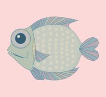 Cool Fish Kids Clothes