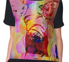 Everybody wants to be a Cat. Chiffon Top