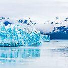 Hubbard Glacier by dbvirago