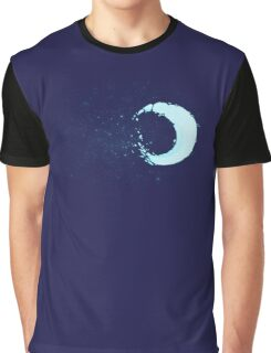 Hello, Shooting-Star Graphic T-Shirt