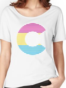 colorado pansC Women's Relaxed Fit T-Shirt